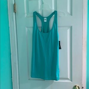 Turquoise old navy active shirt